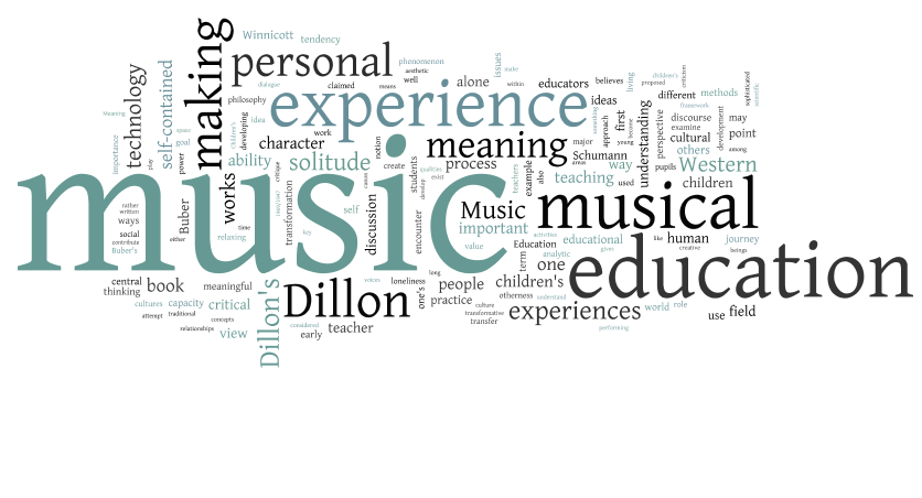 Essays on music education in schools
